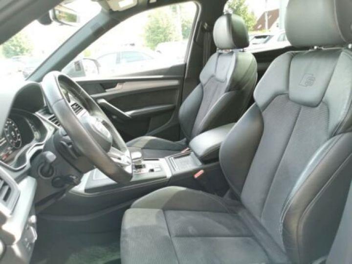 Audi Q5 Sport 2.0L TDI + Phare LED MATRIX / Finition S LINE / Toit PANO / Regulateur de adaptatif /Enceinte B&O / GPS / Garantie 12 mois / Gris métallisée  - 7