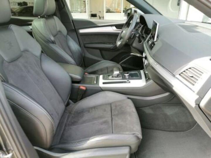 Audi Q5 Sport 2.0L TDI + Phare LED MATRIX / Finition S LINE / Toit PANO / Regulateur de adaptatif /Enceinte B&O / GPS / Garantie 12 mois / Gris métallisée  - 8