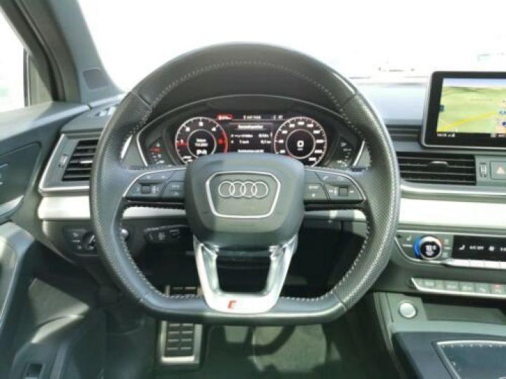 Audi Q5 Sport 2.0L TDI + Phare LED MATRIX / Finition S LINE / Toit PANO / Regulateur de adaptatif /Enceinte B&O / GPS / Garantie 12 mois / Gris métallisée  - 12
