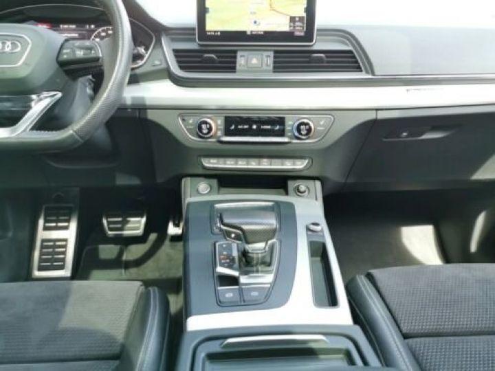 Audi Q5 Sport 2.0L TDI + Phare LED MATRIX / Finition S LINE / Toit PANO / Regulateur de adaptatif /Enceinte B&O / GPS / Garantie 12 mois / Gris métallisée  - 14