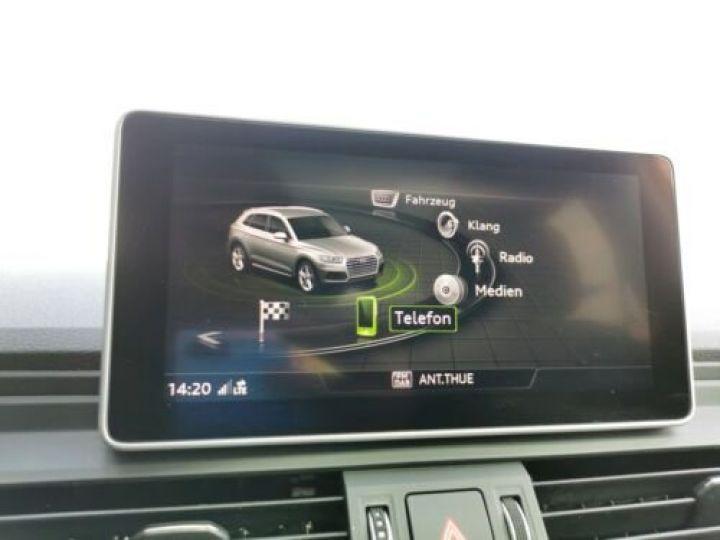 Audi Q5 Sport 2.0L TDI + Phare LED MATRIX / Finition S LINE / Toit PANO / Regulateur de adaptatif /Enceinte B&O / GPS / Garantie 12 mois / Gris métallisée  - 15