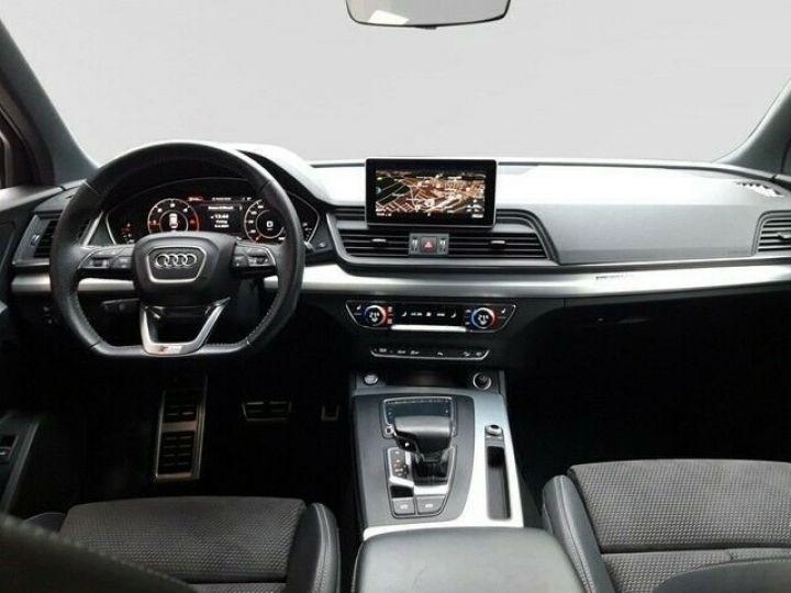 Audi Q5 Sportback Audi Q5 2.0 TDI quattro S-line/gps/Garantie 12 mois/  gris foncé - 3
