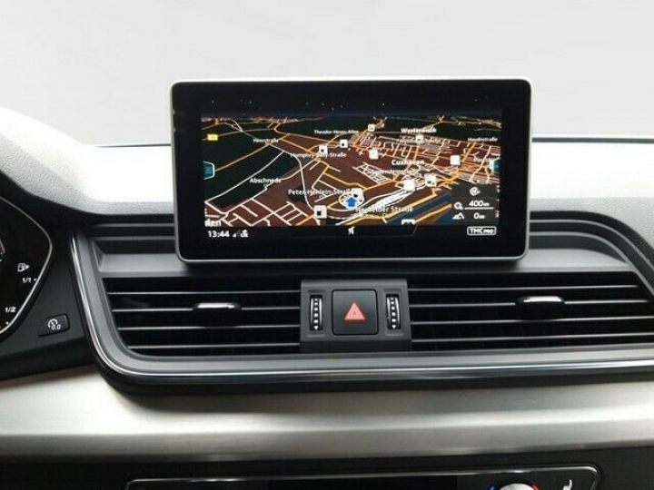 Audi Q5 Sportback Audi Q5 2.0 TDI quattro S-line/gps/Garantie 12 mois/  gris foncé - 4