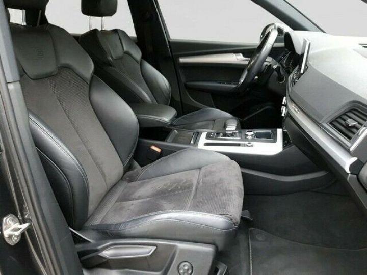 Audi Q5 Sportback Audi Q5 2.0 TDI quattro S-line/gps/Garantie 12 mois/  gris foncé - 5