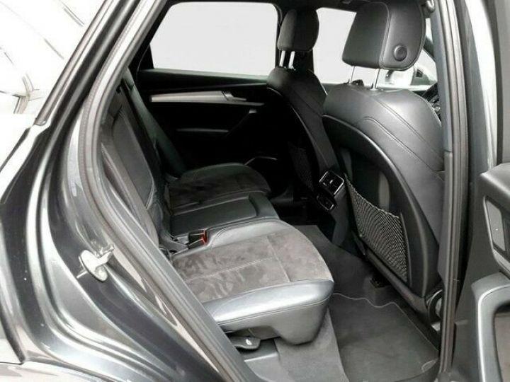 Audi Q5 Sportback Audi Q5 2.0 TDI quattro S-line/gps/Garantie 12 mois/  gris foncé - 6
