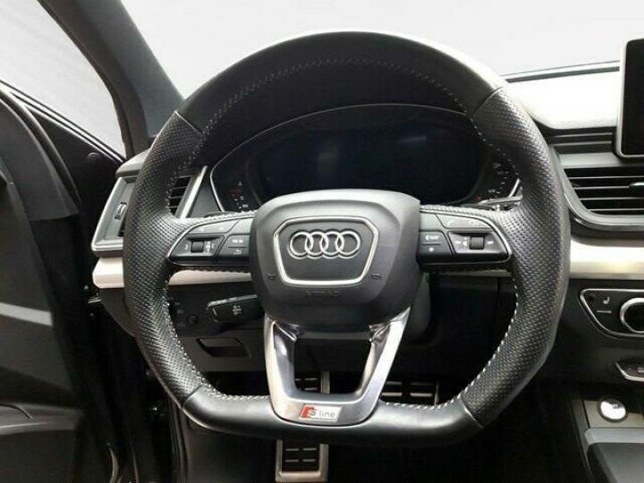 Audi Q5 Sportback Audi Q5 2.0 TDI quattro S-line/gps/Garantie 12 mois/  gris foncé - 10
