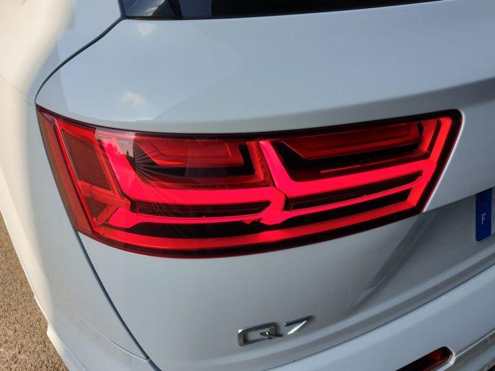 Audi Q7 2 ii v6 tdi 3.0 272 s line tiptronic 7 pl Blanc Occasion - 8