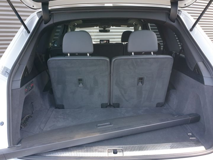 Audi Q7 2 ii v6 tdi 3.0 272 s line tiptronic 7 pl Blanc Occasion - 13