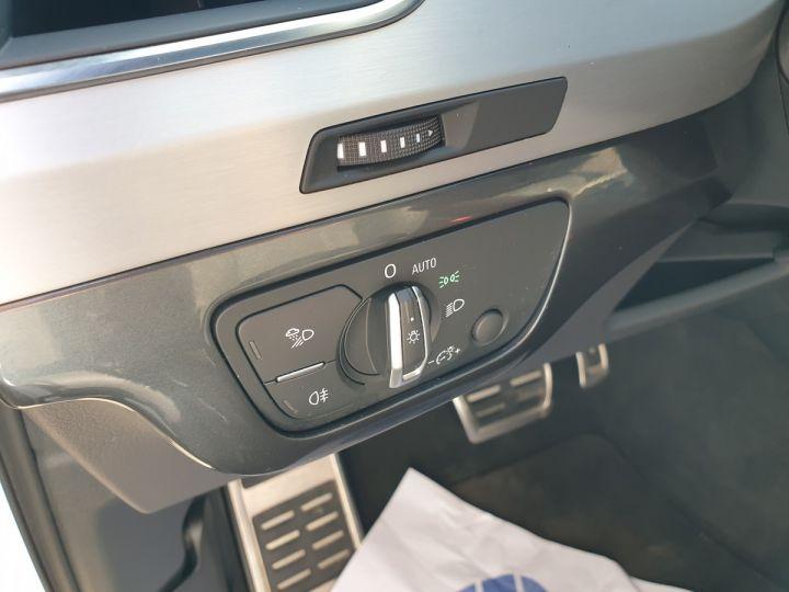 Audi Q7 2 ii v6 tdi 3.0 272 s line tiptronic 7 pl Blanc Occasion - 22