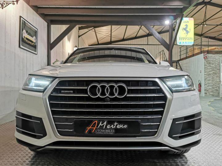 Audi Q7 3.0 TDI 218 CV SLINE QUATTRO BVA Blanc - 3