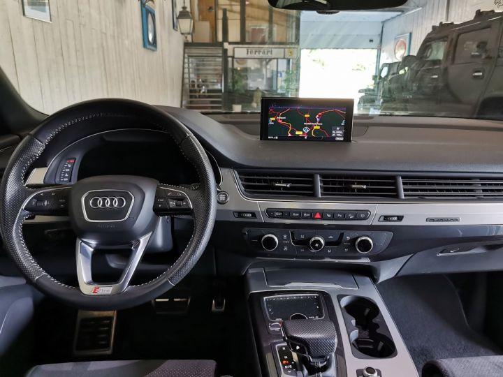Audi Q7 3.0 TDI 218 CV SLINE QUATTRO BVA Blanc - 6