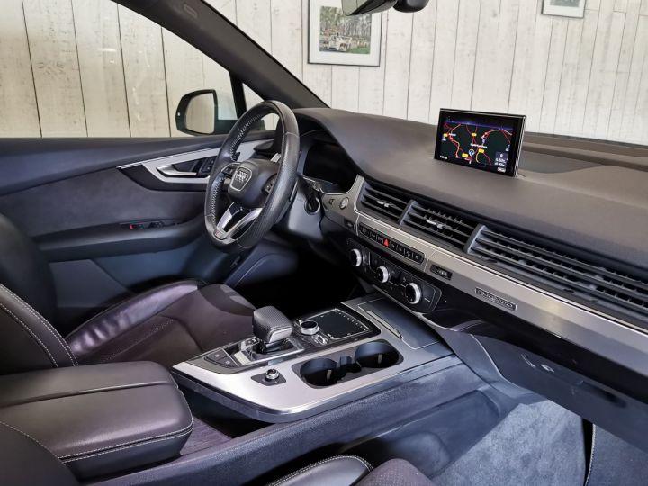 Audi Q7 3.0 TDI 218 CV SLINE QUATTRO BVA Blanc - 7