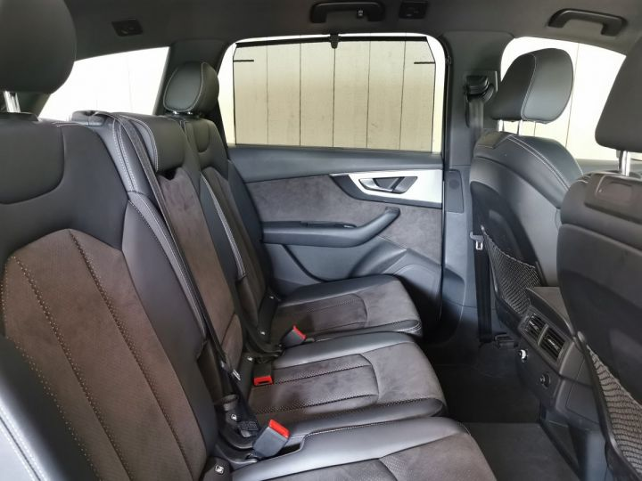 Audi Q7 3.0 TDI 218 CV SLINE QUATTRO BVA Blanc - 8