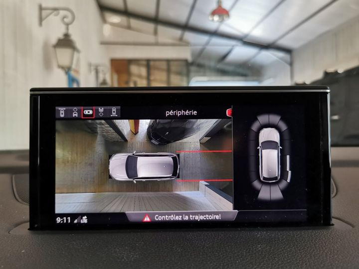 Audi Q7 3.0 TDI 218 CV SLINE QUATTRO BVA Blanc - 11