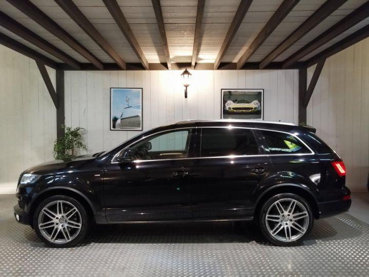 Audi Q7 3.0 TDI 245 CV AVUS QUATTRO BVA 7PL Noir - 1