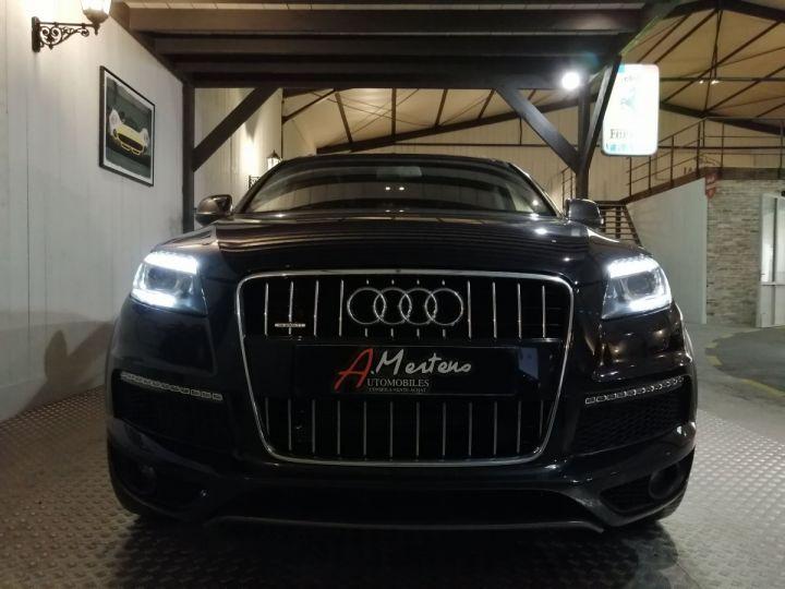 Audi Q7 3.0 TDI 245 CV AVUS QUATTRO BVA 7PL Noir - 3