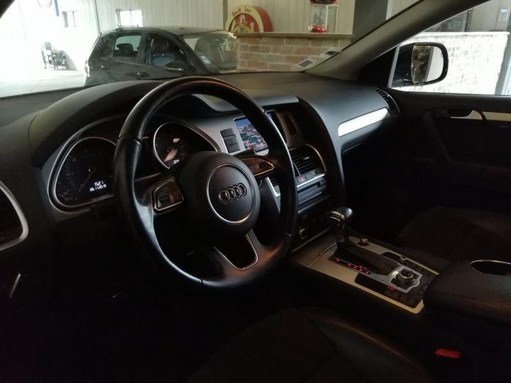 Audi Q7 3.0 TDI 245 CV AVUS QUATTRO BVA 7PL Noir - 5