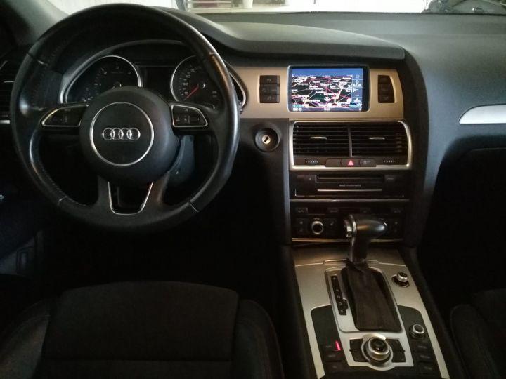 Audi Q7 3.0 TDI 245 CV AVUS QUATTRO BVA 7PL Noir - 6