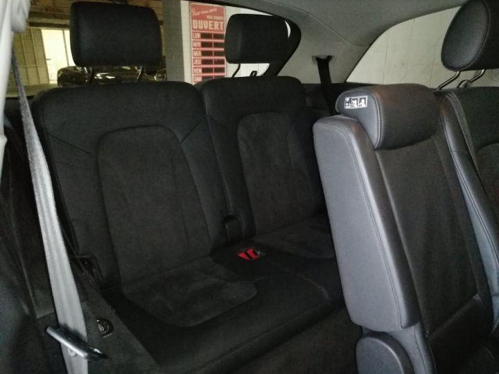 Audi Q7 3.0 TDI 245 CV AVUS QUATTRO BVA 7PL Noir - 8