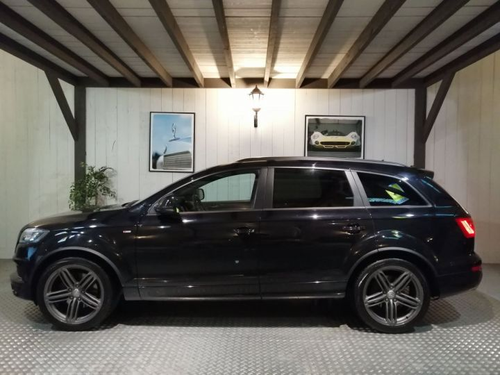 Audi Q7 3.0 TDI 245 CV SLINE QUATTRO BVA 7PL Noir - 1