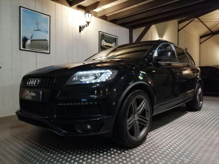 Audi Q7 3.0 TDI 245 CV SLINE QUATTRO BVA 7PL Noir - 2