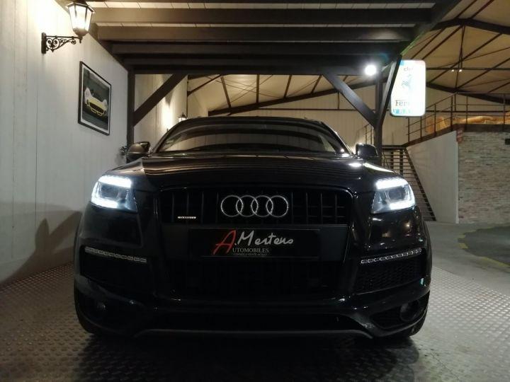 Audi Q7 3.0 TDI 245 CV SLINE QUATTRO BVA 7PL Noir - 3