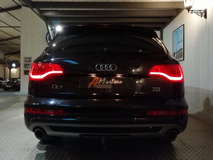 Audi Q7 3.0 TDI 245 CV SLINE QUATTRO BVA 7PL Noir - 4