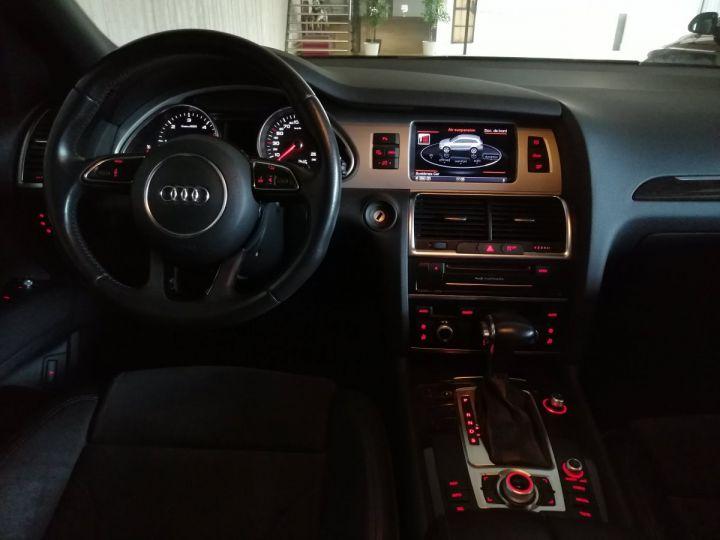Audi Q7 3.0 TDI 245 CV SLINE QUATTRO BVA 7PL Noir - 6