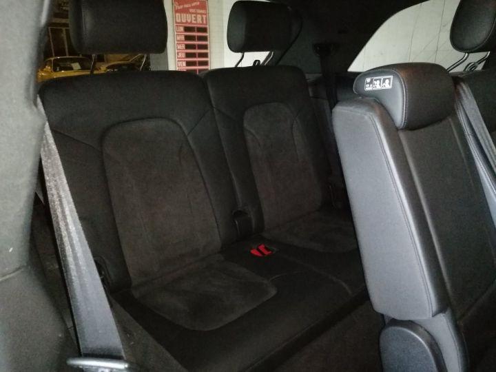 Audi Q7 3.0 TDI 245 CV SLINE QUATTRO BVA 7PL Noir - 9