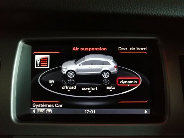 Audi Q7 3.0 TDI 245 CV SLINE QUATTRO BVA 7PL Noir - 14