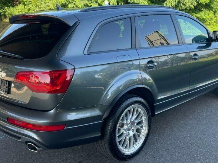Audi Q7 3.0 TDI 245  quattro S-Line 6 places,toit panoramique gris daytona métal - 5
