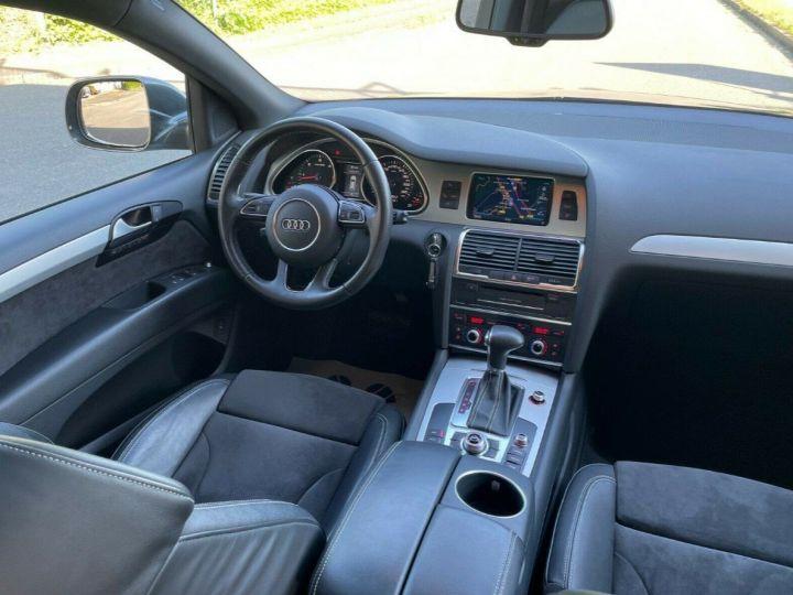 Audi Q7 3.0 TDI 245  quattro S-Line 6 places,toit panoramique gris daytona métal - 8