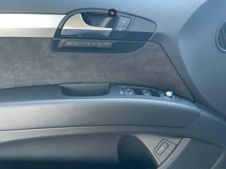 Audi Q7 3.0 TDI 245  quattro S-Line 6 places,toit panoramique gris daytona métal - 10
