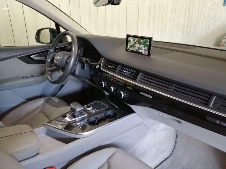 Audi Q7 3.0 TDI 272 CV AMBITION LUXE Bleu - 7