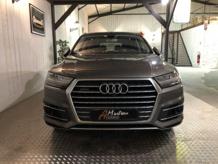 Audi Q7 3.0 TDI 272 CV AVUS QUATTRO 7PL Gris - 3