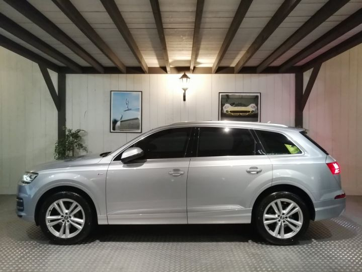 Audi Q7 3.0 TDI 272 CV SLINE QUATTRO BVA Gris - 1