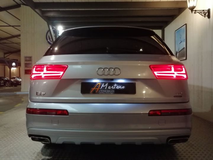 Audi Q7 3.0 TDI 272 CV SLINE QUATTRO BVA Gris - 4