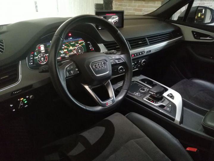 Audi Q7 3.0 TDI 272 CV SLINE QUATTRO BVA Gris - 5