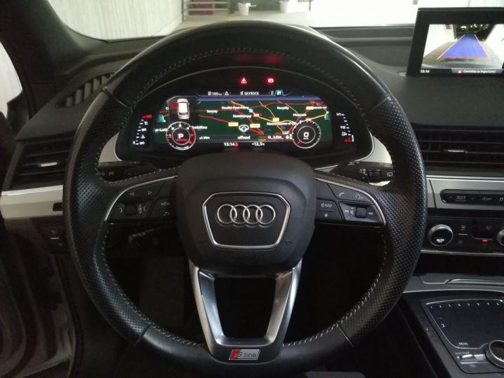 Audi Q7 3.0 TDI 272 CV SLINE QUATTRO BVA Gris - 10