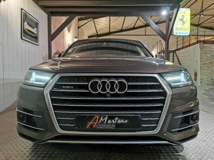 Audi Q7 3.0 TDI 272 CV SLINE QUATTRO BVA 7PL  Marron - 3