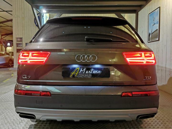 Audi Q7 3.0 TDI 272 CV SLINE QUATTRO BVA 7PL  Marron - 4