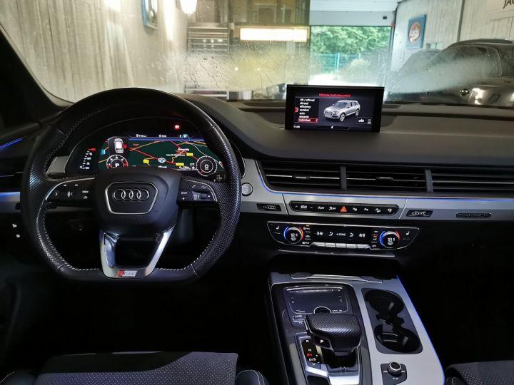 Audi Q7 3.0 TDI 272 CV SLINE QUATTRO BVA 7PL  Marron - 6