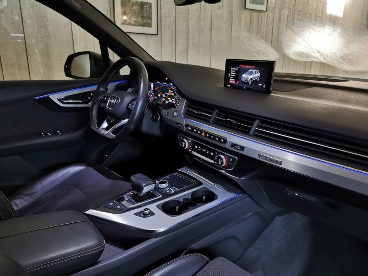 Audi Q7 3.0 TDI 272 CV SLINE QUATTRO BVA 7PL  Marron - 7