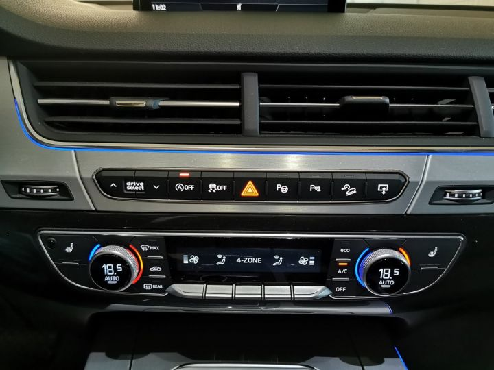 Audi Q7 3.0 TDI 272 CV SLINE QUATTRO BVA 7PL  Marron - 12