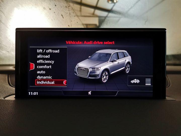 Audi Q7 3.0 TDI 272 CV SLINE QUATTRO BVA 7PL  Marron - 13