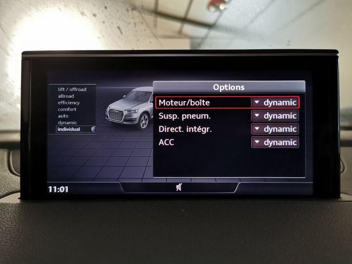 Audi Q7 3.0 TDI 272 CV SLINE QUATTRO BVA 7PL  Marron - 14