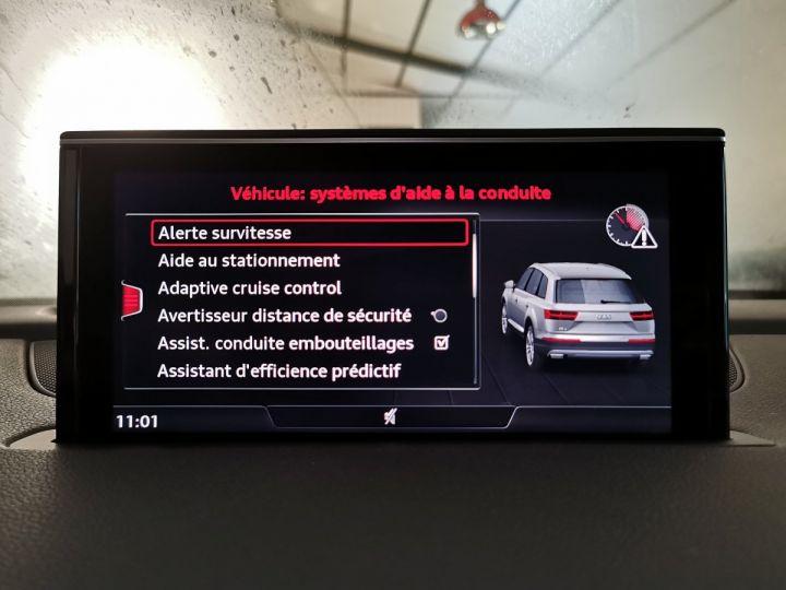 Audi Q7 3.0 TDI 272 CV SLINE QUATTRO BVA 7PL  Marron - 15