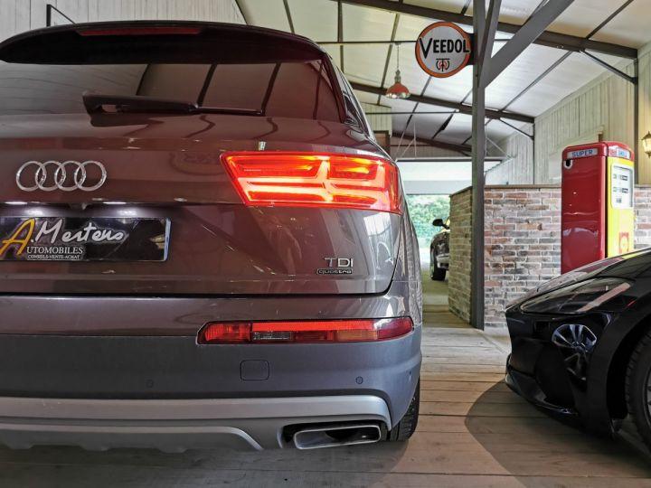 Audi Q7 3.0 TDI 272 CV SLINE QUATTRO BVA 7PL  Marron - 20
