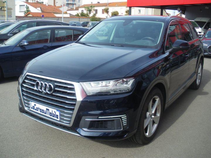 Audi Q7 3.0 TDI E-tron Quattro 258cv AVUS EXTENDED BLEUE - 1