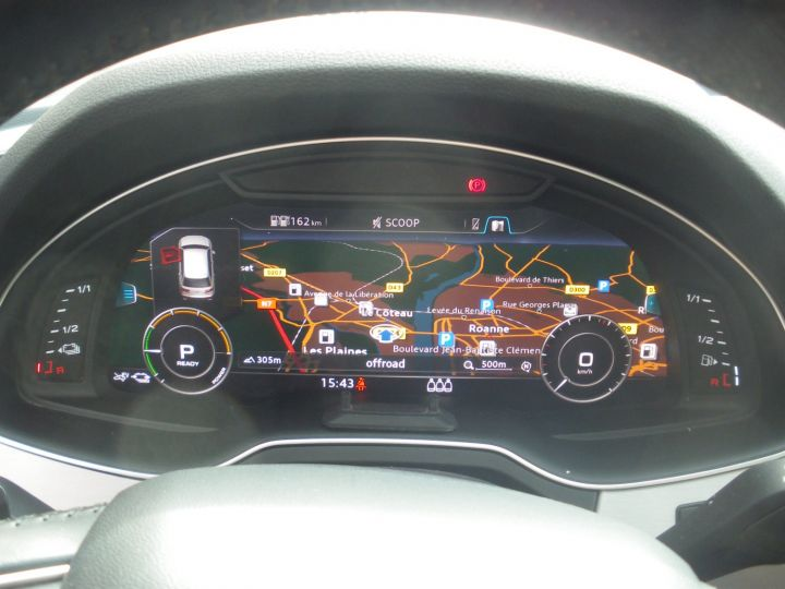 Audi Q7 3.0 TDI E-tron Quattro 258cv AVUS EXTENDED BLEUE - 15